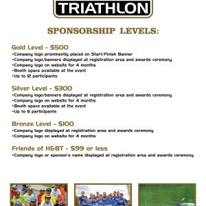 Registrations & Sponsorships