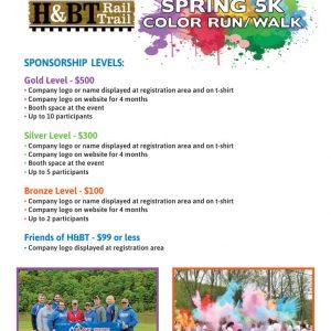 Registrations & Sponsorships